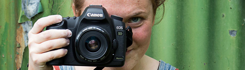 Photography Workshops - Fine Art Portraits